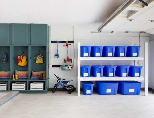 5-Step Plan to Organizing Any Space in Your Home
