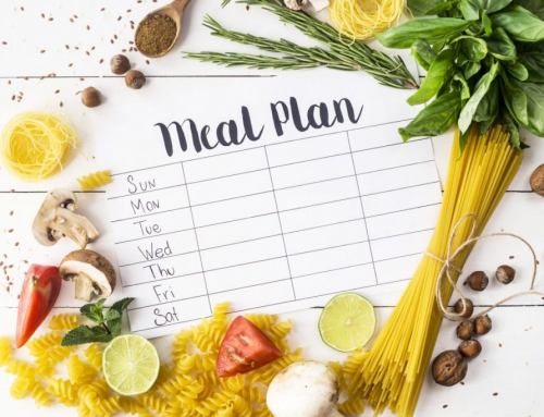 How a Professional Organizer Does Meal Planning